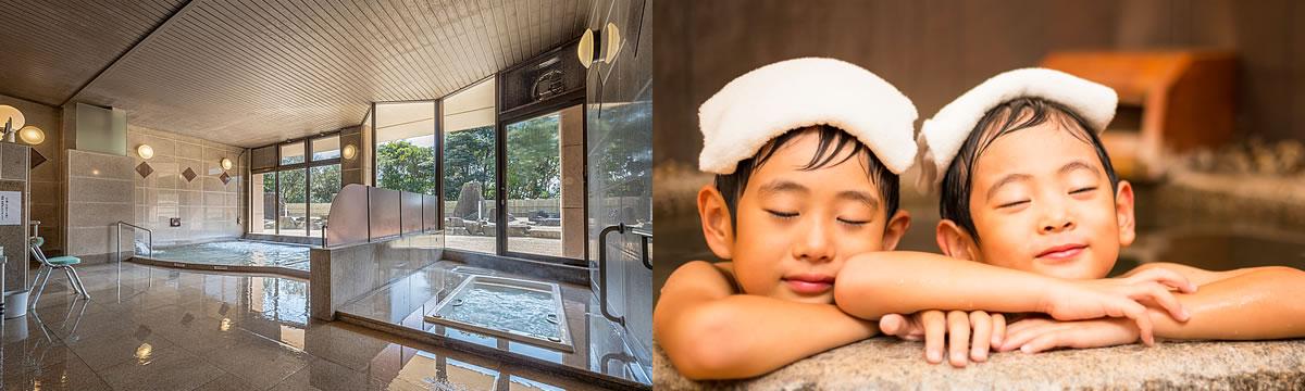 光明石温泉/大浴場